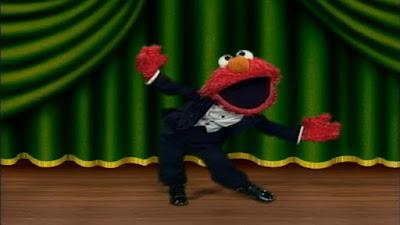 Sesame Street Elmo's World Head to Toe with Elmo