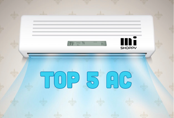 Top 5 Best Split AC (Air Conditioners) In India 2020 [Updated]