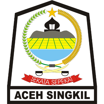 Logo Kabupaten Aceh Singkil PNG