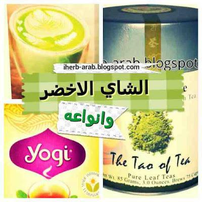 فوائد الشاي الاخضر من اي هيرب