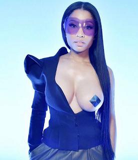 Nicki Minaj, Paris Fashion week