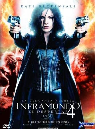 Inframundo: El despertar (2012) [BRrip 720p] [Latino] [Fantástico]