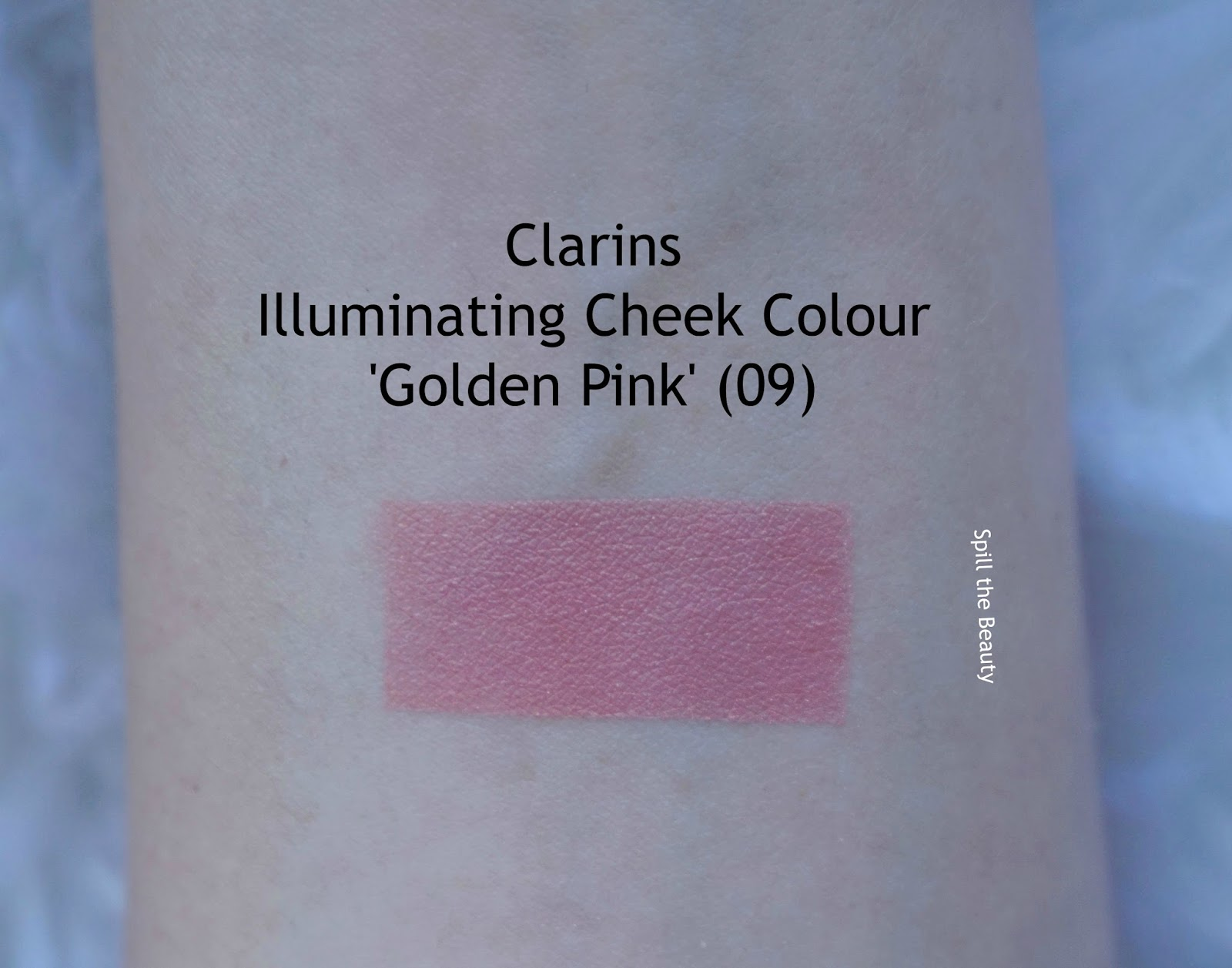 clarins fall 2017 review swatches blush golden pink