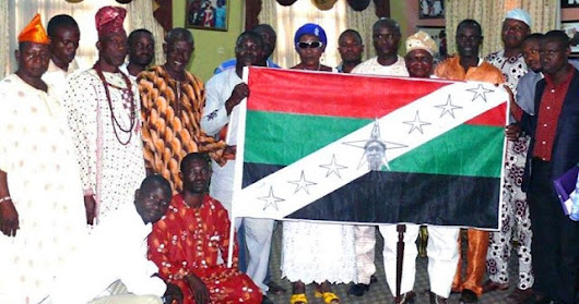 BREAKING: Time For Oduduwa And Biafra Republics, Too Late For Restructuring - Yoruba group