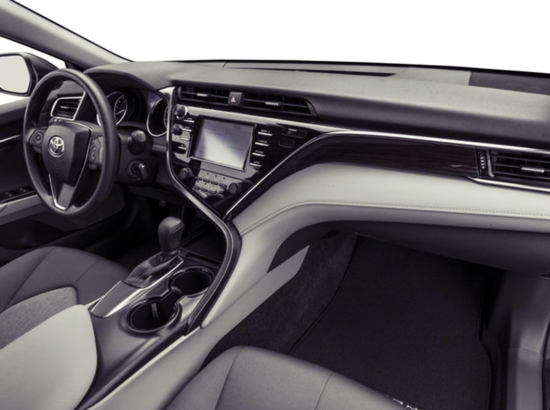 2018 Toyota Camry Exterior, Interior and Engine