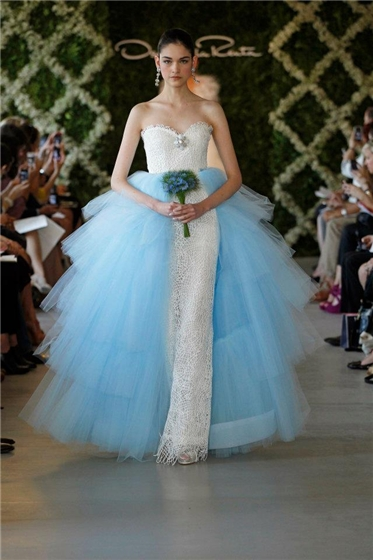 Oscar De La Renta Bridal 2013 ~ WEDDING DRESS