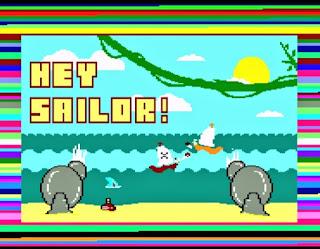 Presentación Del Videojuego Hey Sailor – Marine Developers / Museo Arcade Vintage