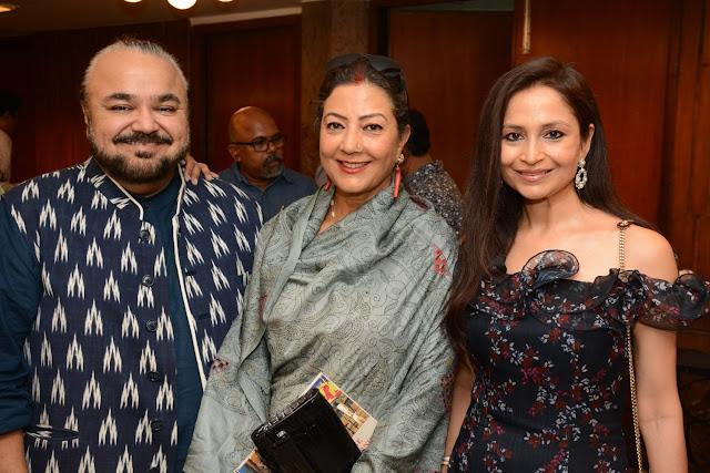 JJ Valaya, Neelam Pratap Rudy and Shalu Jindal