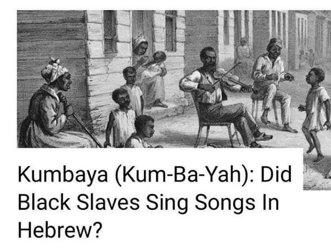The History of Kumbaya (Kum-Ba-Yah)