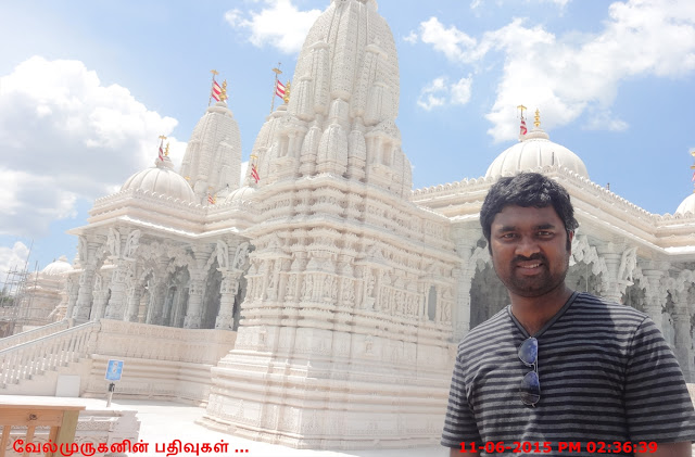 BAPS Temple in USA