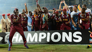 Sri Lanka vs West Indies ICC World T20 2012 Final Highlights
