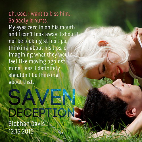 Teaser Saven Deception  - Couple Teaser 1
