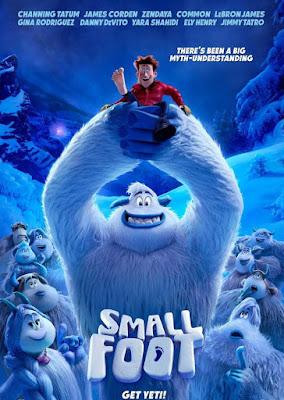 Smallfoot [2018] Final [NTSC/DVDR] Ingles, Español Latino