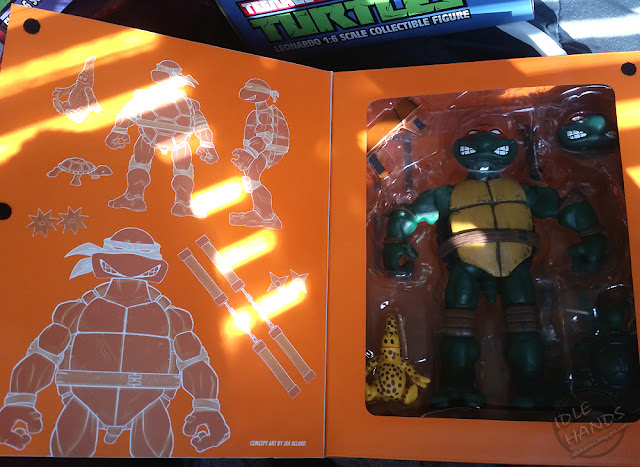 MONDO 6th Scale Teenage Mutant Ninja Turtles Action Figures