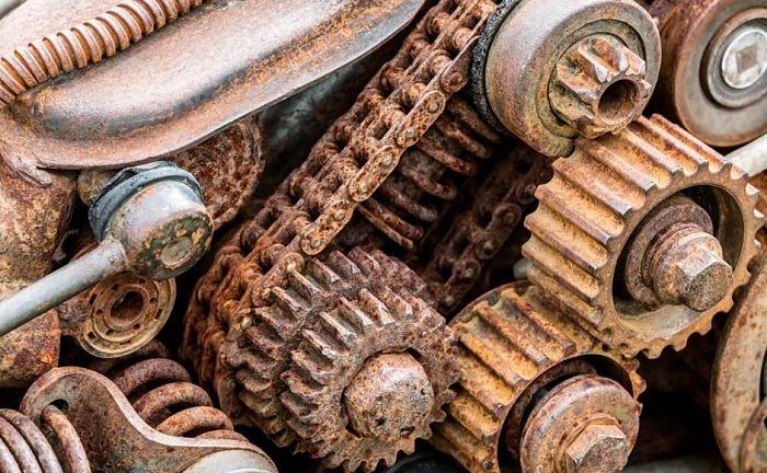 Efectos de la corrosión