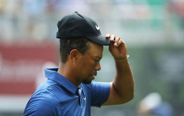 Tiger Woods Arrested on DUI Charges in Florida