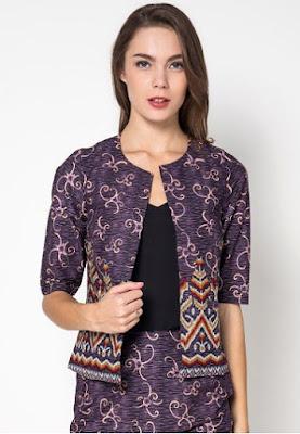 Gambar Model Baju Batik Solo