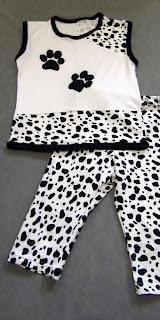 детская одежда маечка и леггинсы