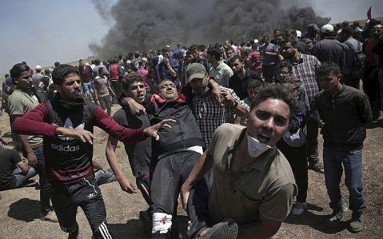 Intensificarán marchas en Palestina contra ocupación de Israel