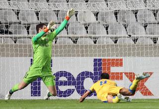 ΒΙΝΤΕΟ: Στιγμιότυπα αγώνα ΑΠΟΕΛ 2-1 ΚΑΡΑΜΠΑΧ, #UEL