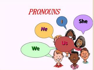 Contoh - Contoh Kalimat Personal Pronouns as Objects Dalam Bahasa Inggris