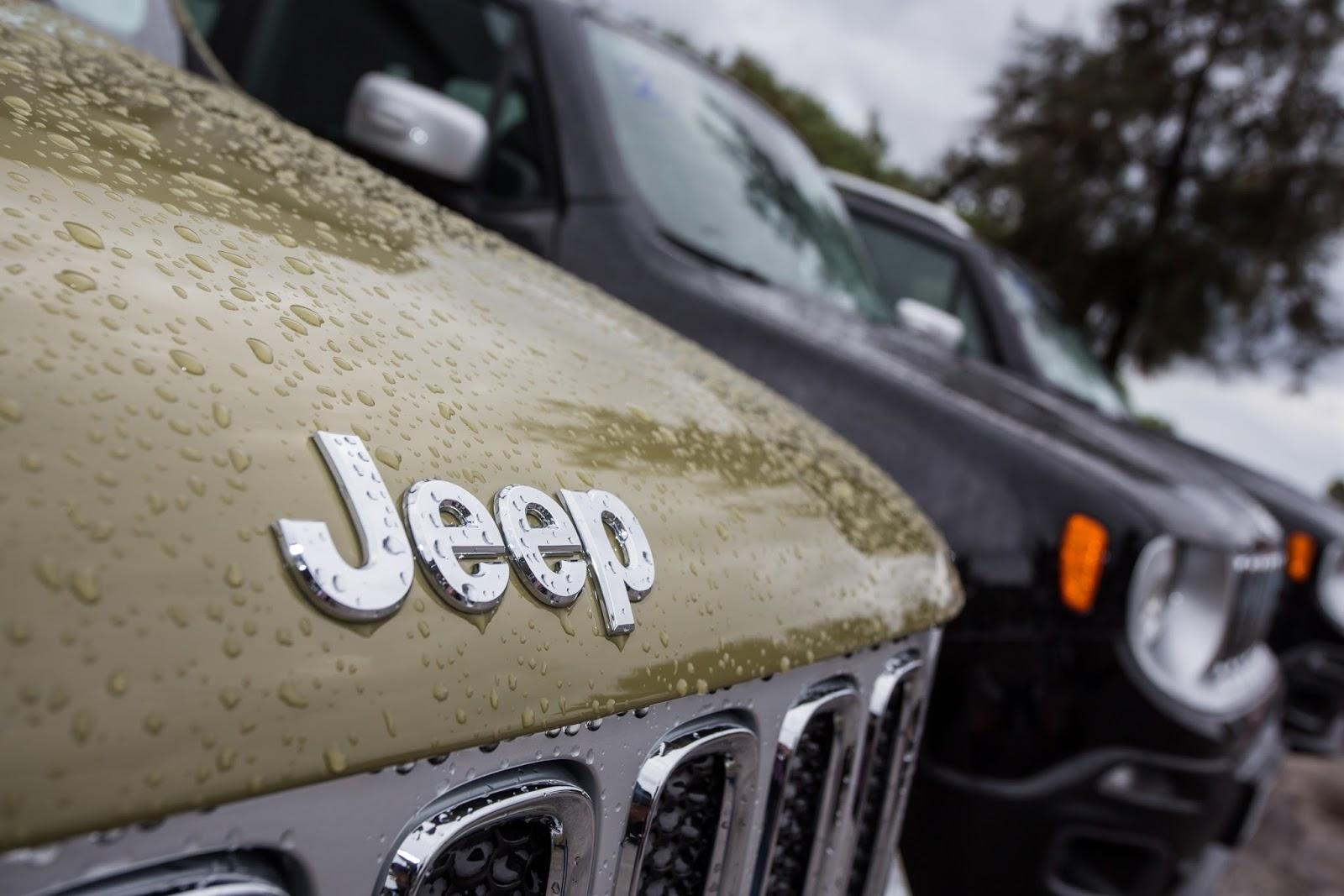 JEEP%2BCAMP U0B0996 Πετάμε ένα Jeep Renegade σε λάσπες, πέτρες, άμμο, λίμνες. Θα τα καταφέρει;