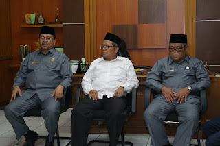 Inilah Pesan Inspektur Wilayah I Jawa Barat Saat Sambangi Kemenag Majalengka