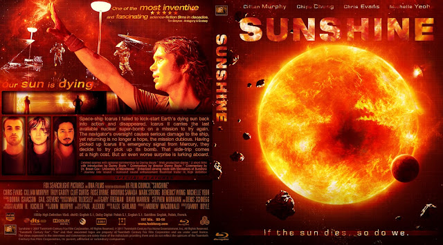 Sunshine Bluray Cover