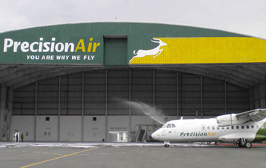 JOB VACANCY AT PRECISION AIR - QUALITY ASSURANCE INSPECTOR TRAINEE ...