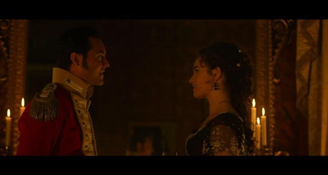 Orgullo Prejuicio y Zombies (2016) HD 1080p Latino