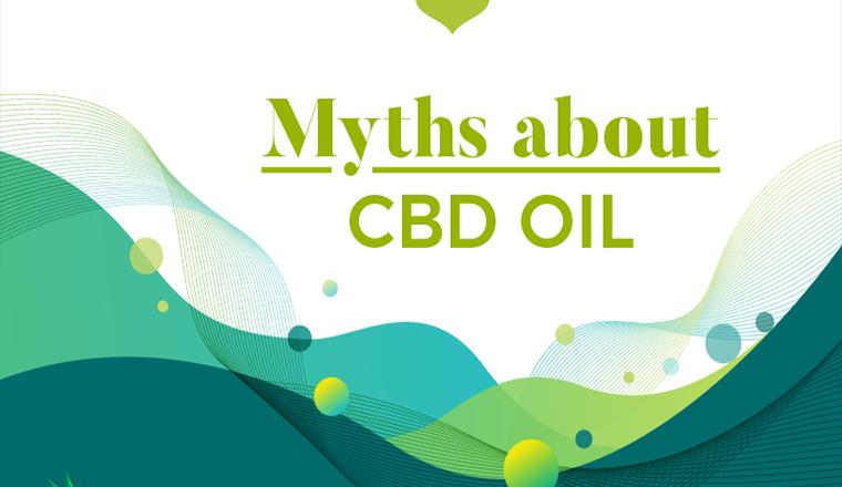 Myths About CBD Oil