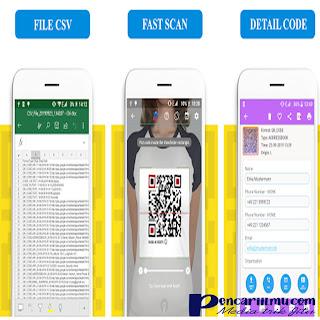 Cara Membuat Barcode Sendiri Lewat Hp
