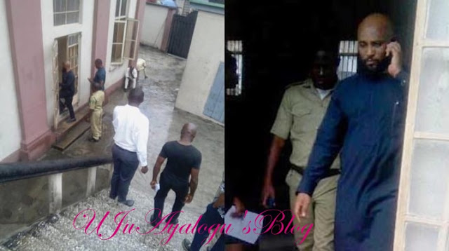 Former Vice President Abubakar Atiku's Son, Aminu Released From Cell