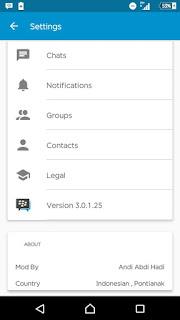 BBM MOD Manual Update V3.0.1.25 Base Official No Mod Terbaru 2016 Gratis