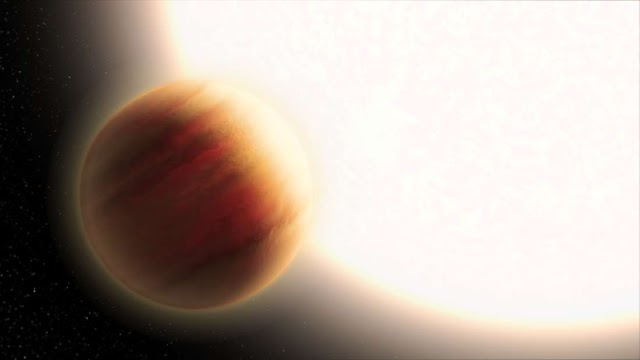 Ο εξωπλανήτης με τον κίτρινο ουρανό