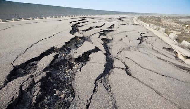كيف يتسبب البشر بحدوث الزلازل