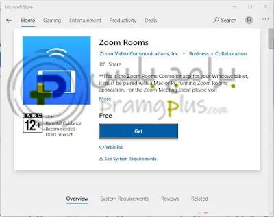 تحميل برنامج zoom cloud meetings للكمبيوتر ويندوز 10