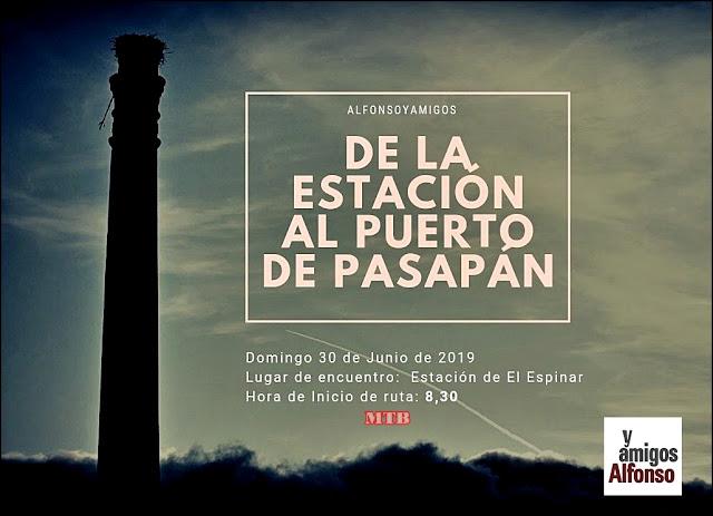 AlfonsoyAmigos - Puerta Pasapán
