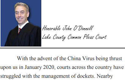 "Coronavirus Update 3-8-2021: Local judge in hot water over ""China Virus"" comments"