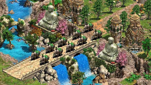 Age of Empires II HD Rise of the Rajas Free