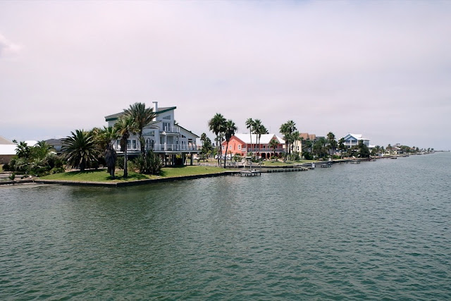 City of the Sea, TX