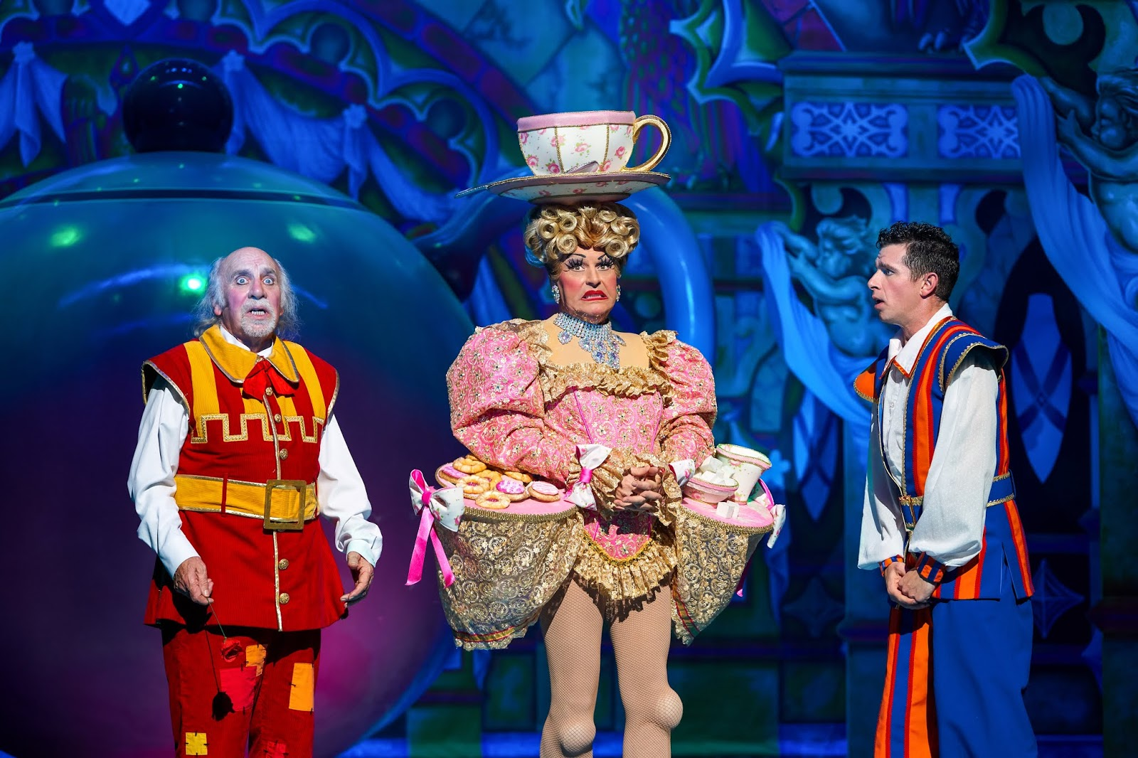 Newcastle Theatre Royal Pantomime - Beauty and the Beast