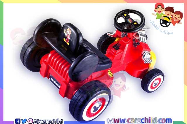 سيارة كهربائية من نوع ميكي ماس قابلة للشحن تصنف ضمن سيارات السباق