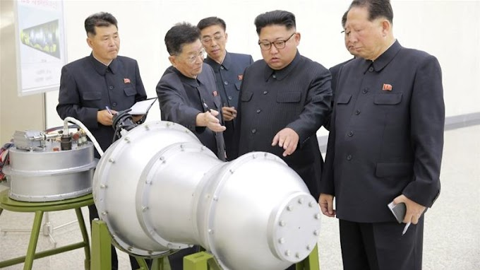 North Korea confirms sixth nuclear test