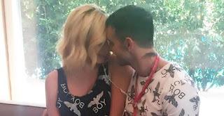 Lucas Peracchi e Paola Caruso stanno insieme