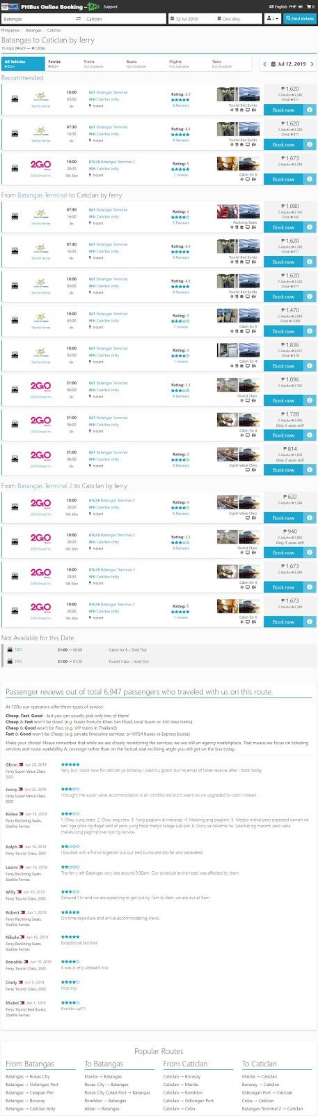 How to Score Cheap Travel Fare Online via PHBus