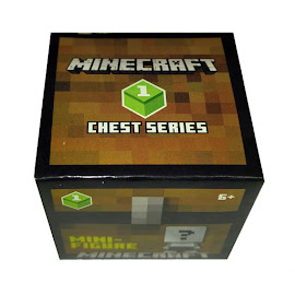 Minecraft Chest Series 1 Zombie Mini Figure