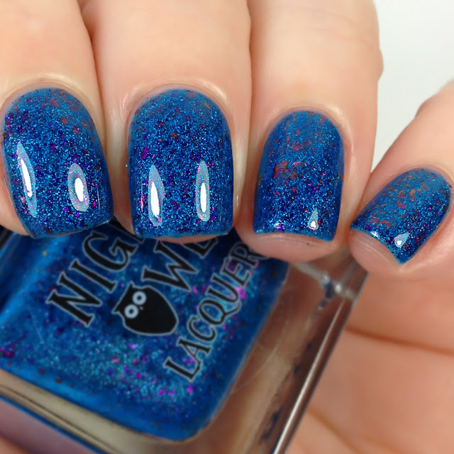 Night Owl Lacquer-You Know That's Right