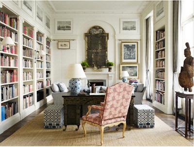 interior decorator writes about classic home decor