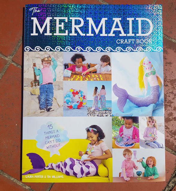 The New Mermaid Craft Book out in Jun19 to cover all your Mermaid crafting needs